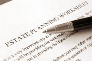 estate planning attorneys provide estate plan documents